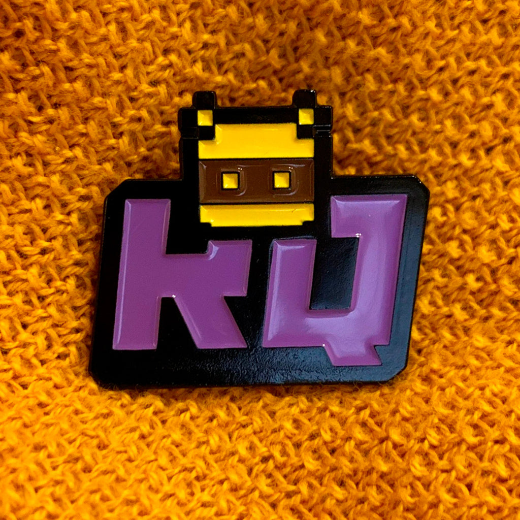 Killer Queen Enamel Pin - Small