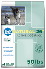 Blue Seal Natural 26 Active Dog Food