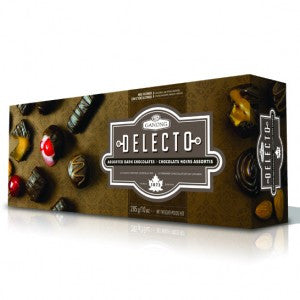 Ganong Delecto Assorted Dark Chocolate 285g