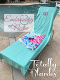 Beach Chair Lounge Covers