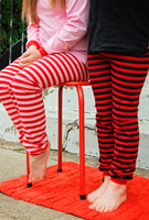 Pajamas - red/black and pink/red