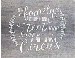 Light Box Insert Family Circus