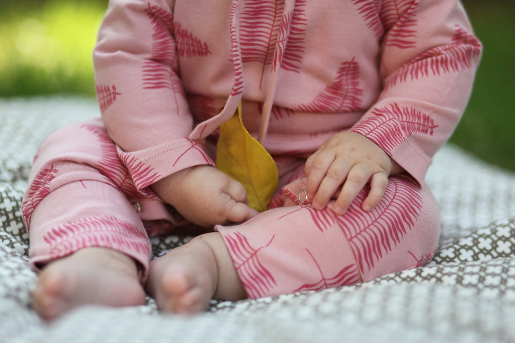 Organic Baby Coveralls-Fall's Favorite Arrival