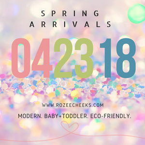 RozeeCheeks Boutique & Earth Day, New Arrivals, Pop-Up Events & more!