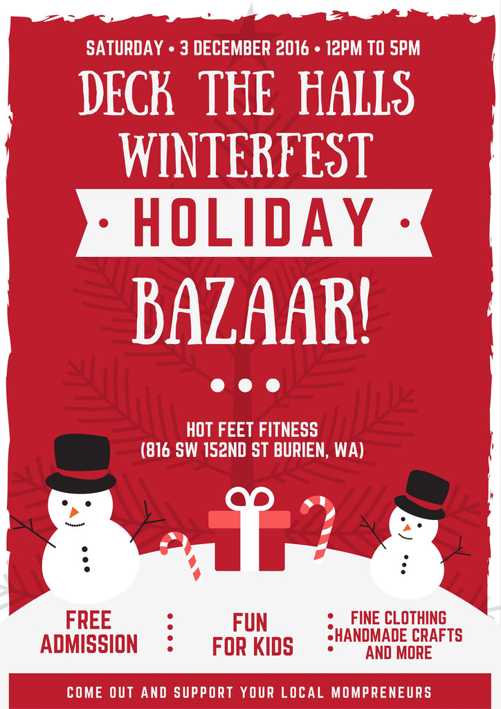 Winterfest Holiday BAZAAR!