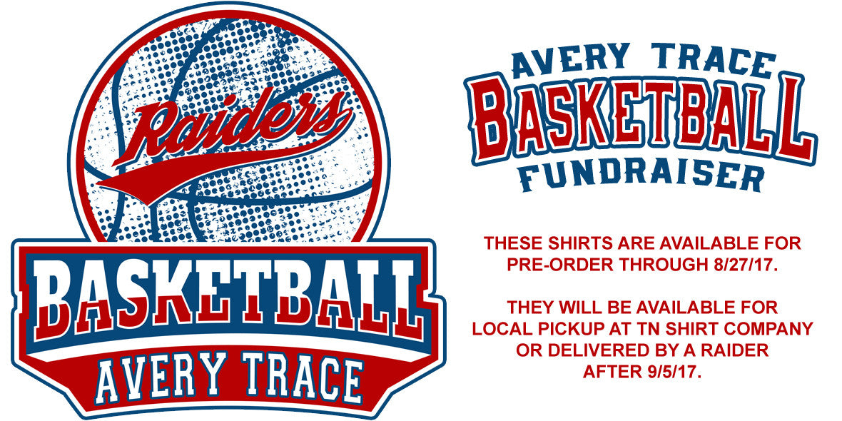 Avery Trace Raiders Boy's Basketball Fundraiser