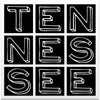 Block Tennessee 4 Inch Decal