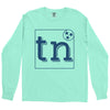 Clearance Adult TN Box Tri Star on a Long Sleeve Island Reef T-Shirt