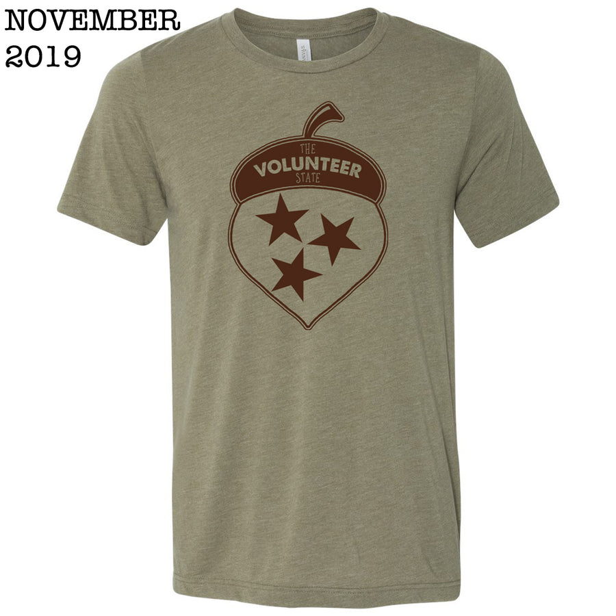 3 Month Tennessee T-Shirt Gift Subscription