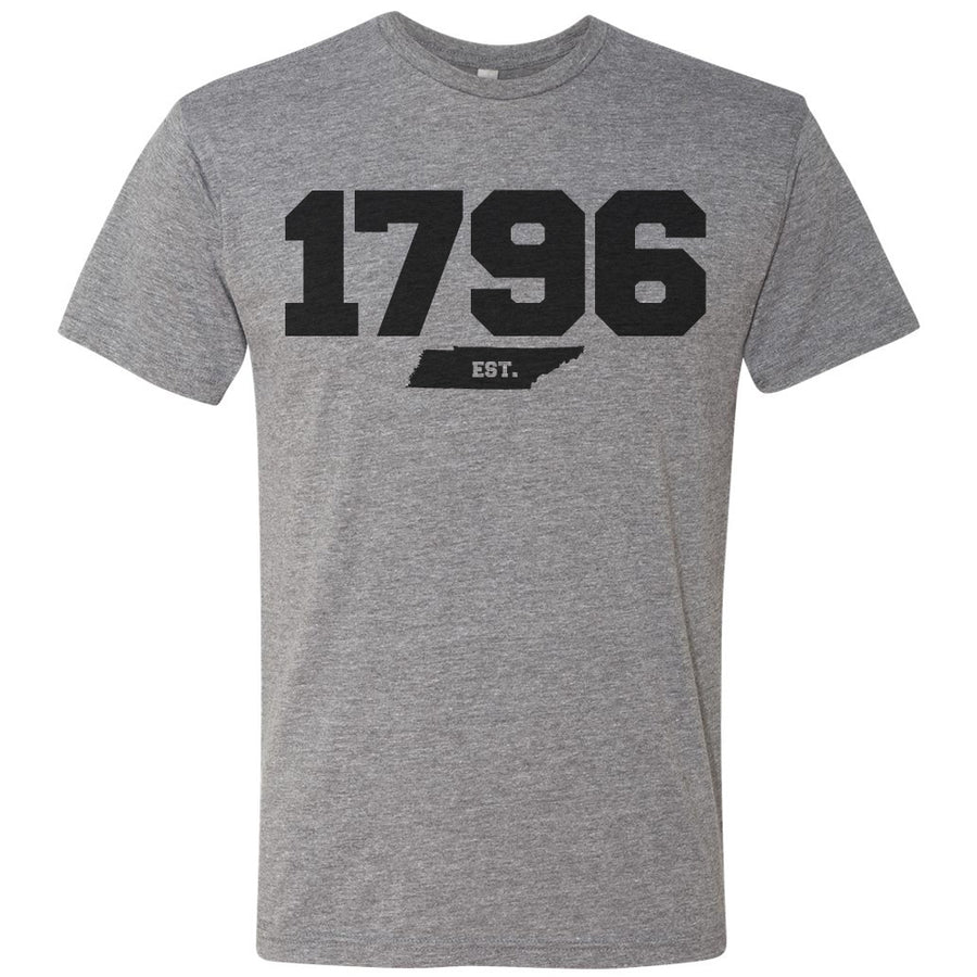 Adult EST. 1796 on a Premium Heather T-Shirt