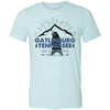 Clearance Adult Gatlinburg Tennessee on a Ice Blue T-Shirt
