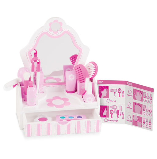 Melissa & Doug Beauty Salon Playset