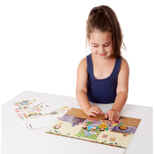 Melissa & Doug Sticker Pads-Fairies