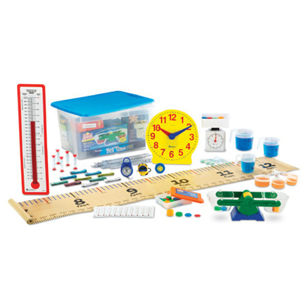 Learning Resources Primary Measurement Kit