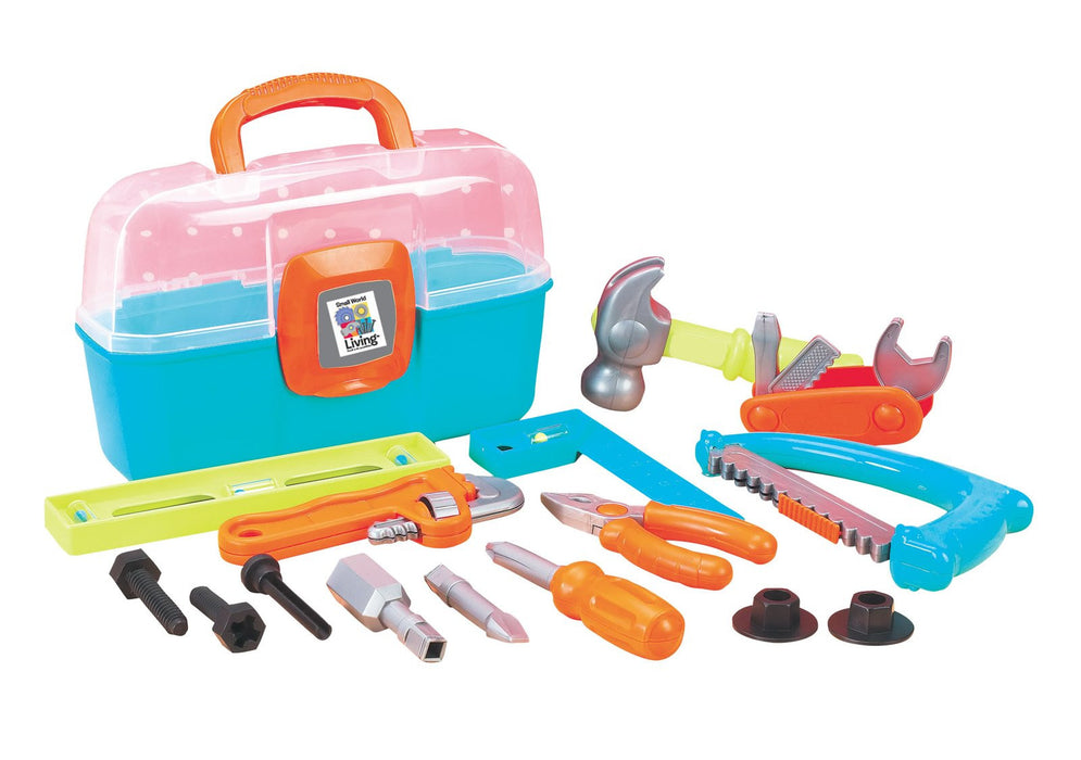 Small World Toys Little Handyman's Tool Box