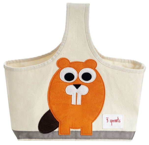 3 Sprouts Storage Caddy - Beaver