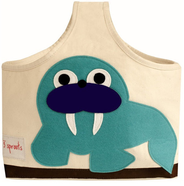 3 Sprouts Storage Caddy - Walrus