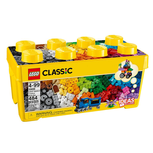LEGO Classic Creative Bricks Medium Box (484)