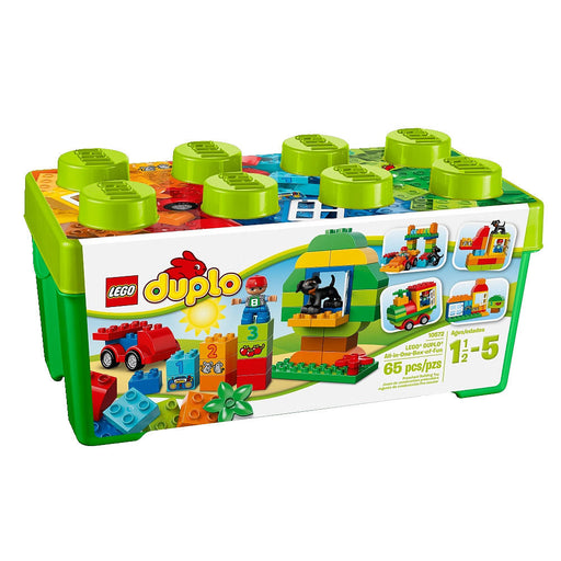 LEGO DUPLO All in One Box of Fun