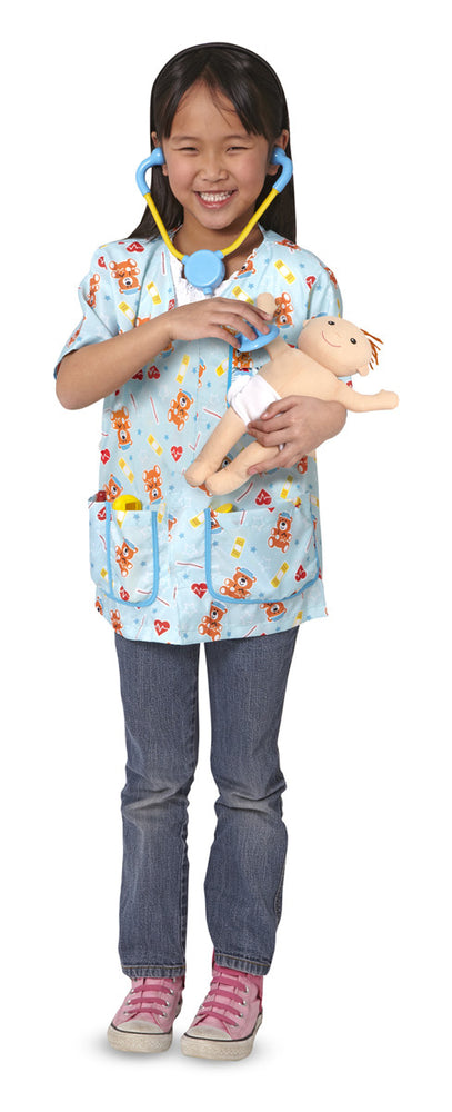Melissa & Doug Costume-Pediatric Nurse