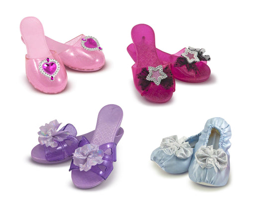 Melissa & Doug Dress-Up Shoes