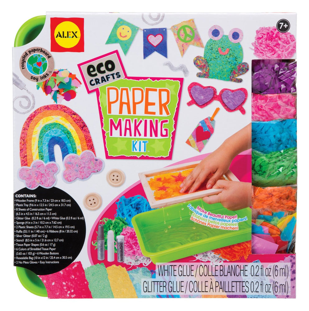 Alex Eco Crafts Paper Making Kit