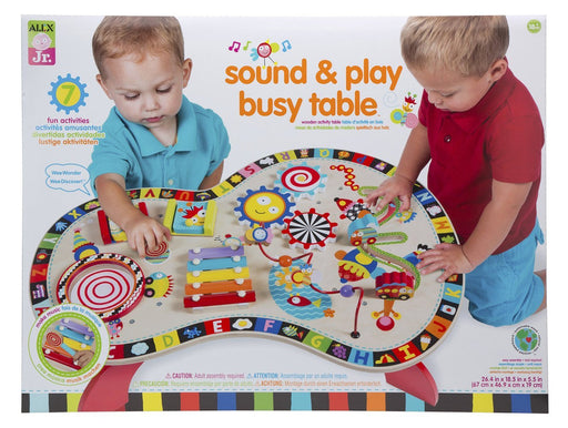 Alex Sound & Play Busy Table