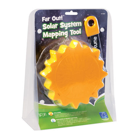 Educational Insights Far Out! Solar System Mapping Tool