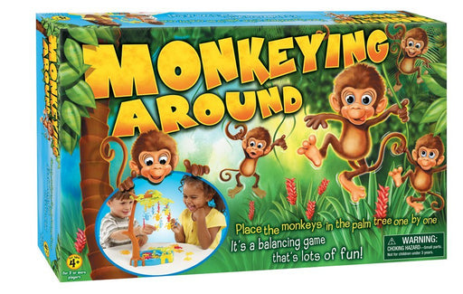 Game Zone Monkeying Around