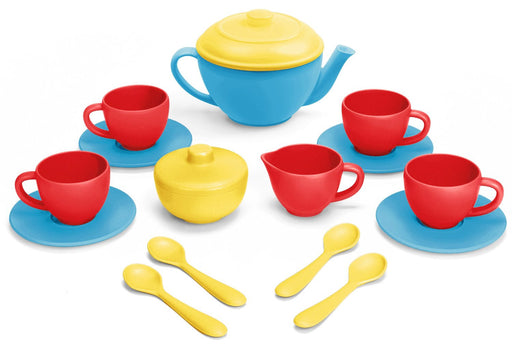 Green Toys Tea Set (Blue)