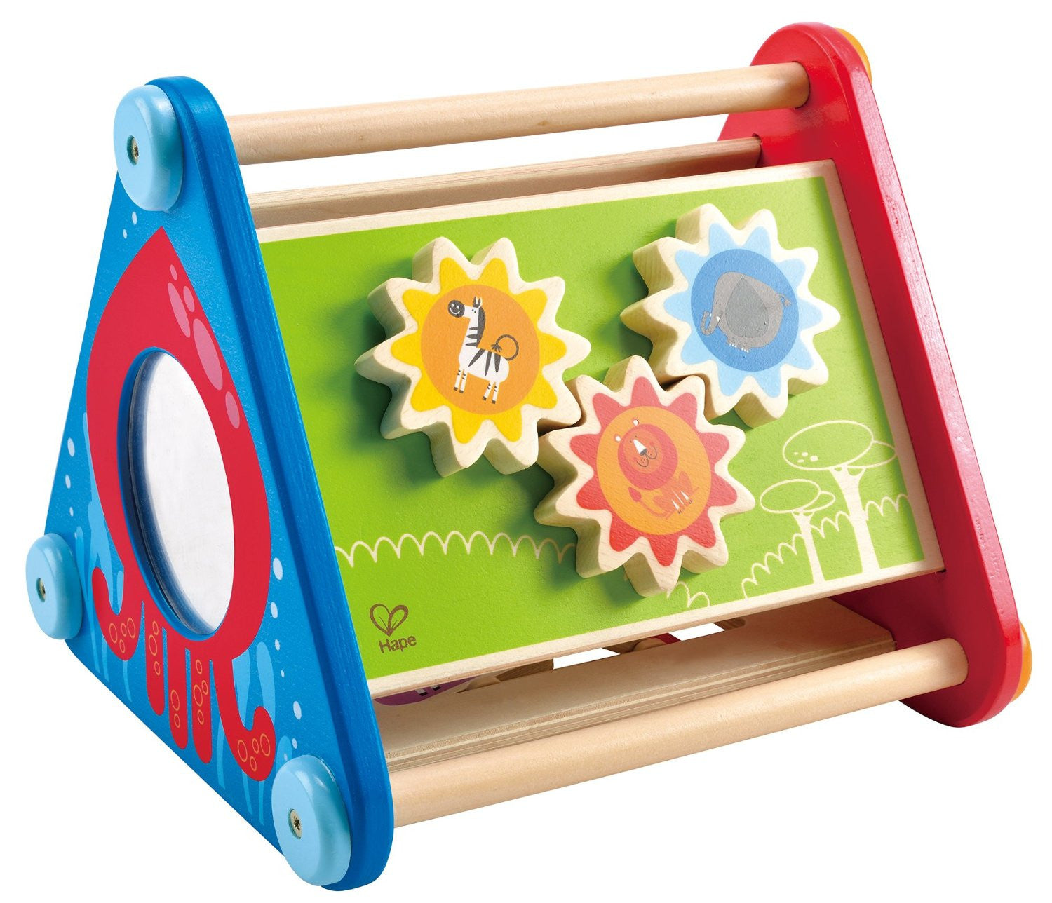 Hape Take-Along Activity Box