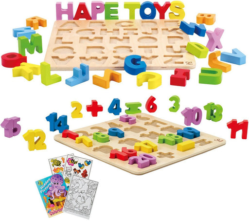 Hape Numbers Puzzle