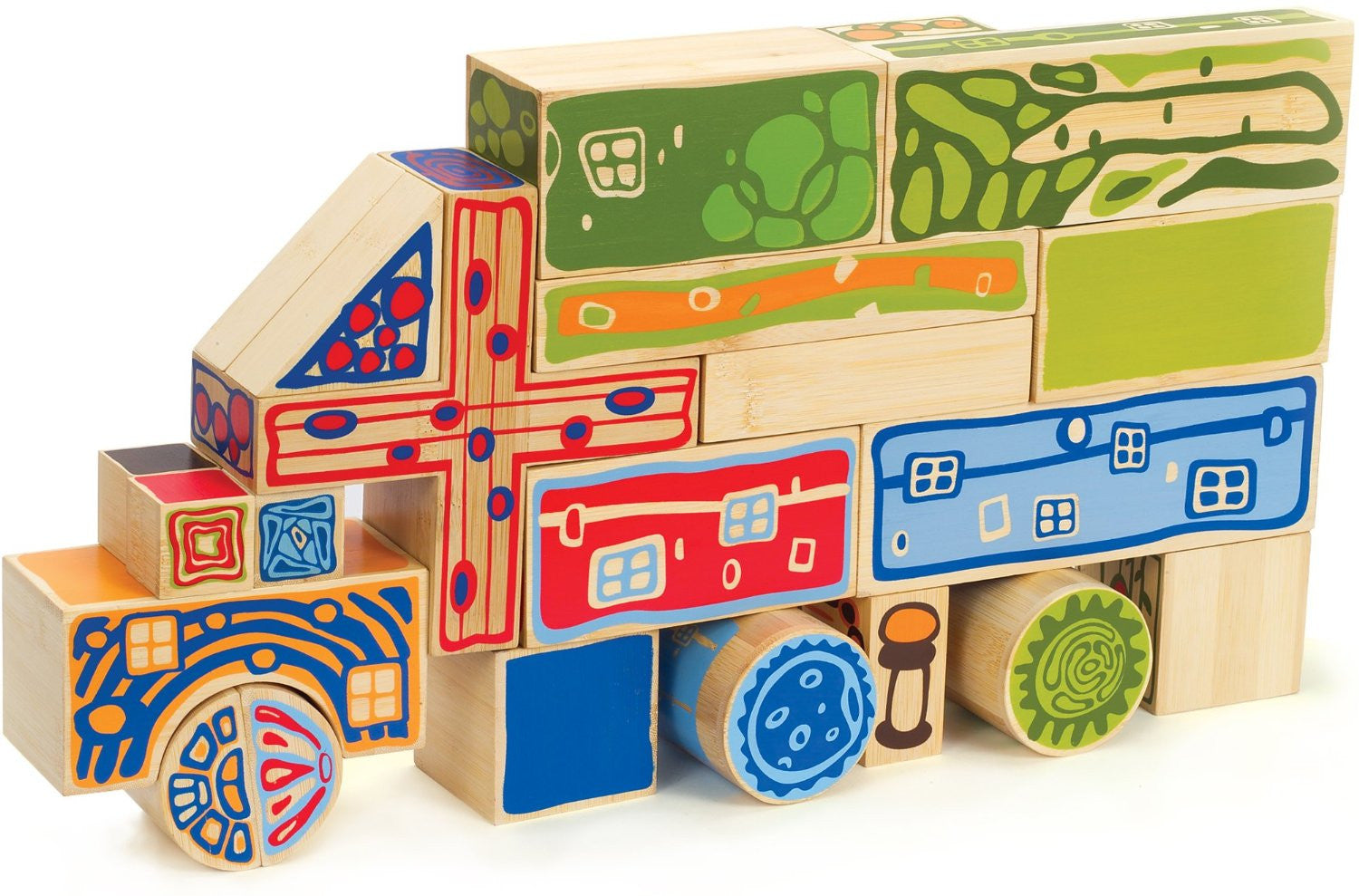 Hape Eco-Blocks