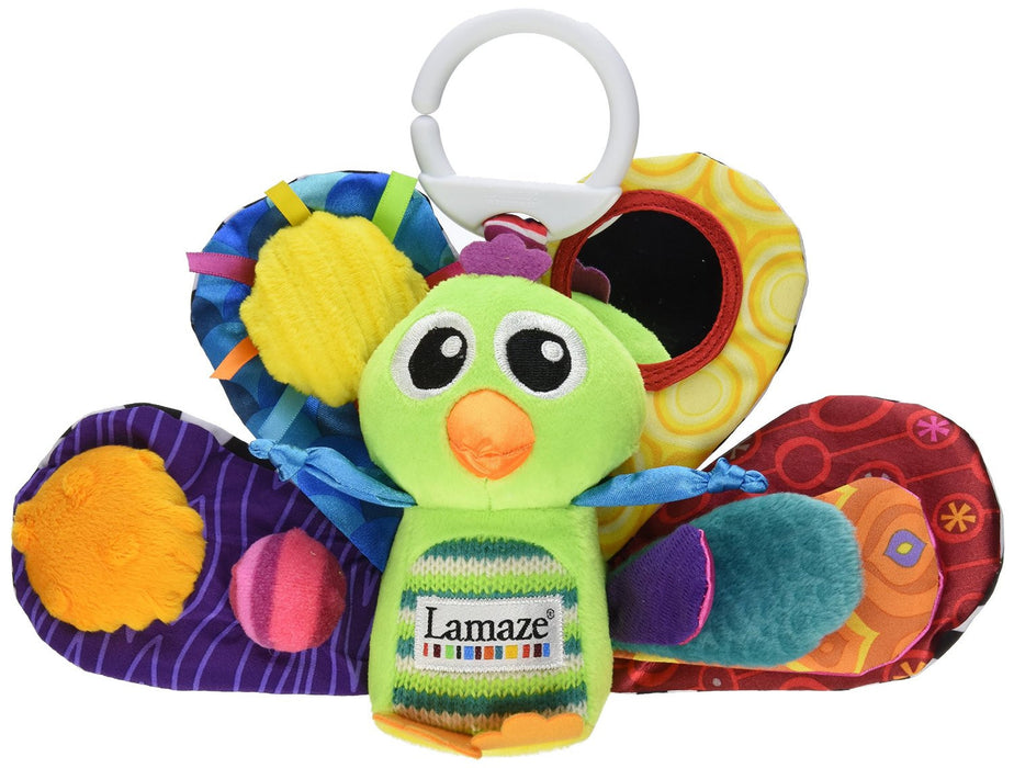 Lamaze Jacque the Peacock