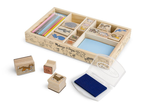 Melissa & Doug Stamp Set: Animals
