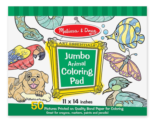 Melissa & Doug Colouring Pads - Animal