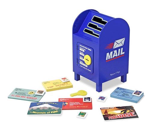 Melissa & Doug Stamp & Sort Mailbox