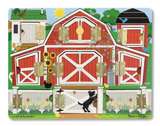 Melissa & Doug Farm Hide & Seek Board