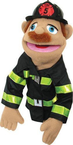 Melissa & Doug Puppet-Firefighter