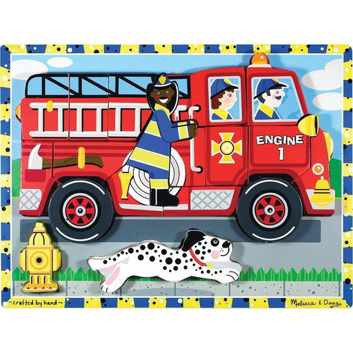 Melissa & Doug Fire Trucks