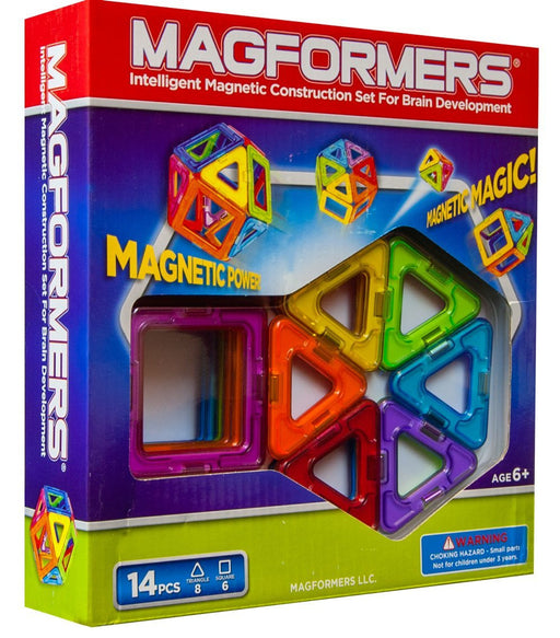 Magformers 14 Pieces Set