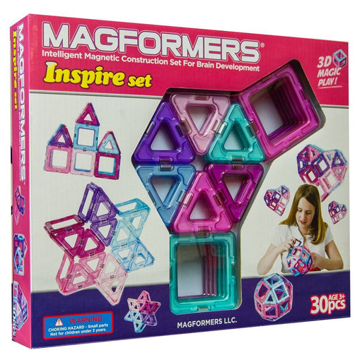 Magformers 30 Piece Inspire Set
