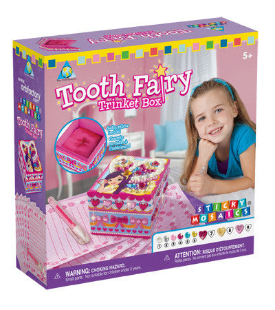 ORB Factory Tooth Fairy Trinket Box