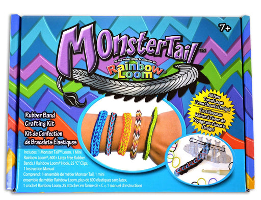 Rainbow Loom, Monster Tail