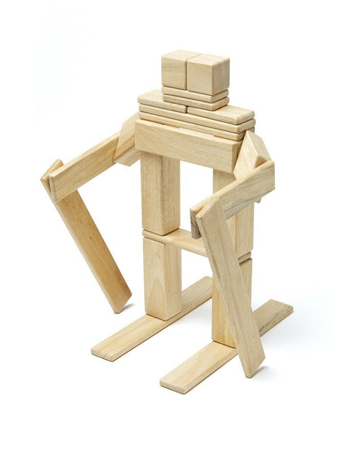 Tegu 24 Piece Set - Natural