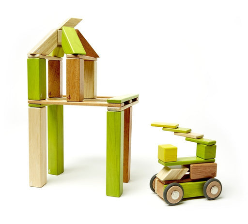 Tegu 42 Piece Set - Jungle