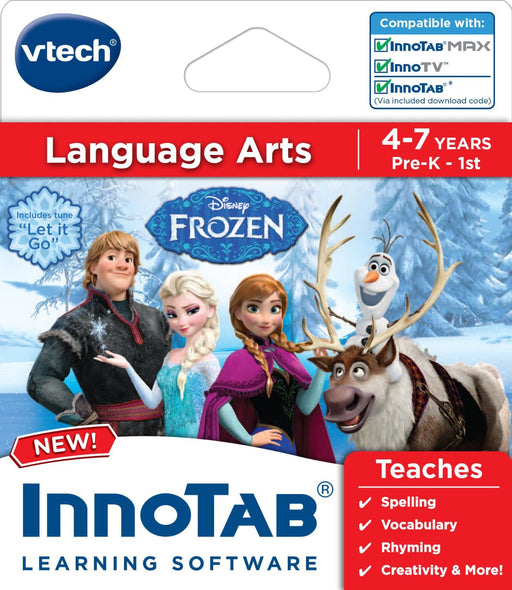 Vtech InnoTab Software: Disney Frozen