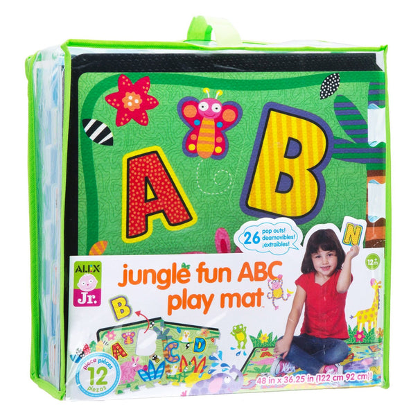 Alex Jungle Fun ABC Play Mat̢‰Û_å¢