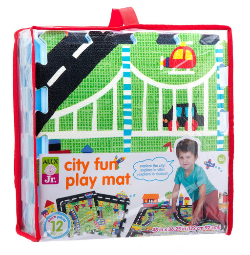 Alex City Fun Play Mat̢‰Û_å¢