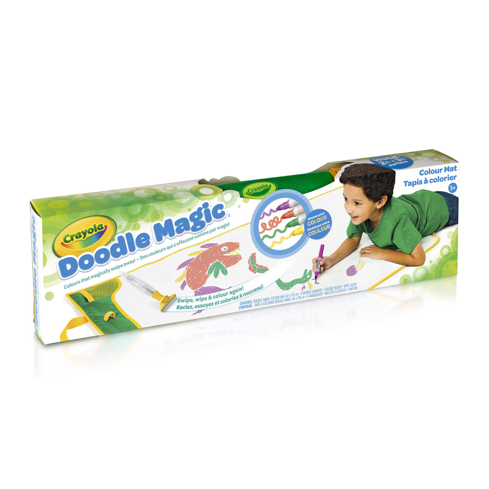 Crayola Doodle Magic Colour Mat